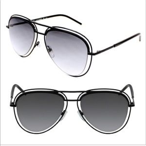 Michael Kors Double Aviator Sunglasses